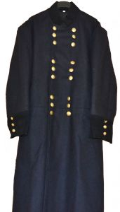 Union Major General Double Breasted Frock Coat